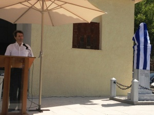 «Ο  Διευθυντής του Κέντρου υγείας Καλαβρύτων κ Νικόλαος Ραζής απευθύνει χαιρετισμό»