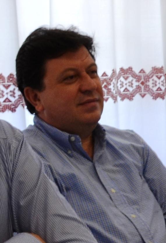 ο κ.Παναγιώτης Μαντάς Σύμβουλος Υπουργού Παιδείας
